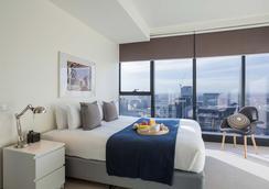 阿里亞風格南岸公寓式酒店 - 墨爾本 - 臥室