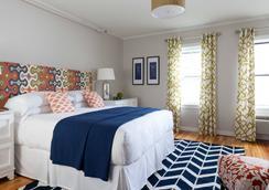 阿特沃特酒店 - 紐波特 - 臥室