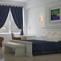 Grand Hotel Palladium Guestroom