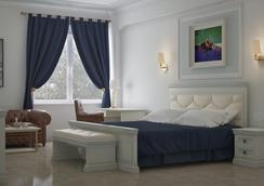 帕拉蒂姆大酒店 - 慕尼黑 - 臥室