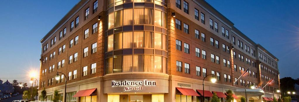 Residence Inn by Marriott Portland Downtown Waterfront - 波特蘭 - 建築