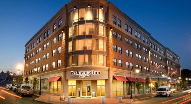 Residence Inn by Marriott Portland Downtown Waterfront - 波特蘭 - 建築