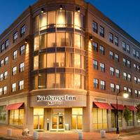 Residence Inn by Marriott Portland Downtown Waterfront Exterior