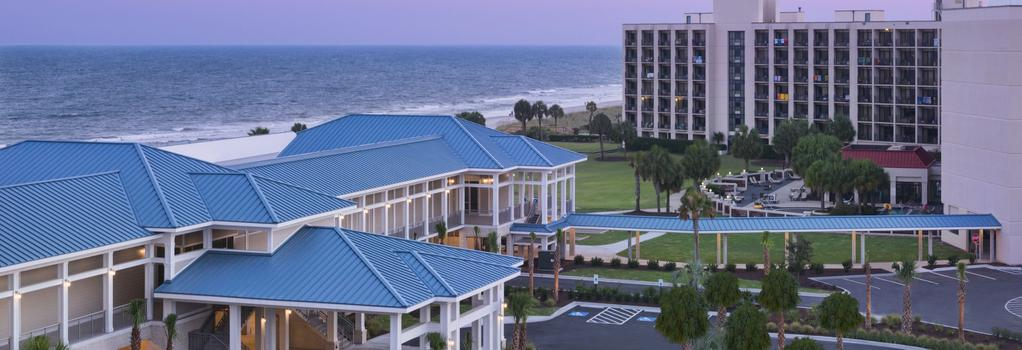 DoubleTree by Hilton Myrtle Beach - 默特爾比奇 - 建築