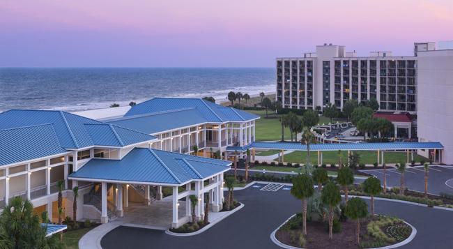 Doubletree Resort by Hilton Myrtle Beach Oceanfront - 默特爾比奇 - 建築