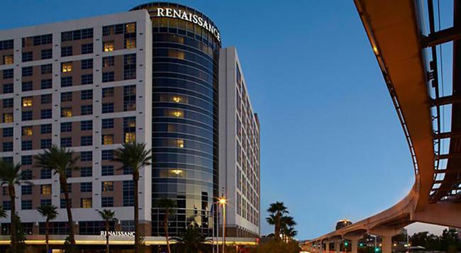 Renaissance Las Vegas Hotel - 拉斯維加斯 - 建築