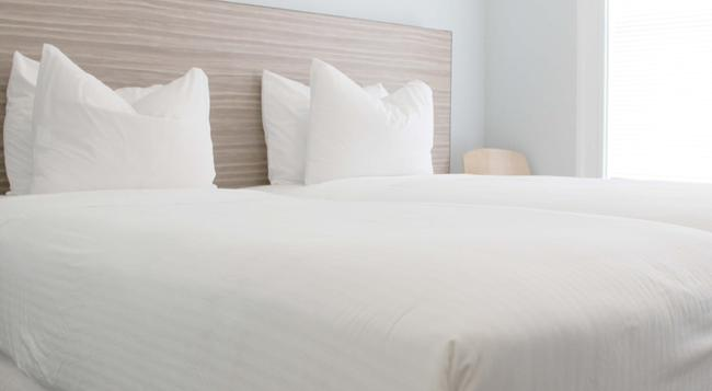 Minna Hotel - 三藩市 - 臥室
