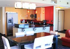 Suites at Elara Las Vegas Strip (No Resort Fees) - 拉斯維加斯 - 廚房