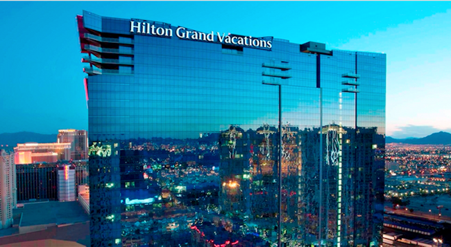 Suites at Elara Hilton Grand Vacations Club - 拉斯維加斯 - 建築