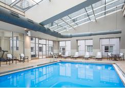 芝加哥市中心万豪AC酒店 - 芝加哥 - 游泳池