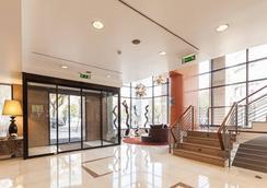爾克斯龐巴爾酒店 - 里斯本 - 大廳