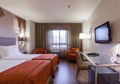 爾克斯龐巴爾酒店 - 里斯本 - 臥室