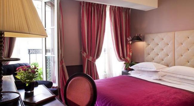 Hotel Lenox - 巴黎 - 臥室