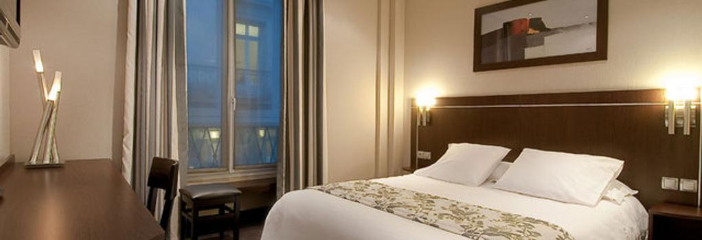 Hotel Choiseul Opera - 巴黎 - 臥室