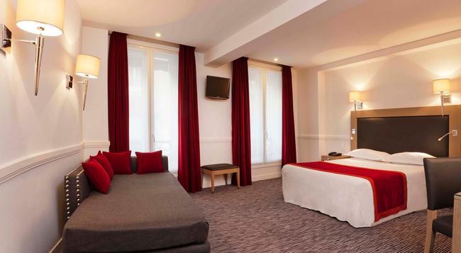 Hotel Elysées Flaubert - 巴黎 - 臥室