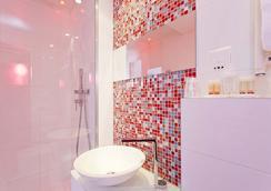 色彩設計飯店 - 巴黎 - 浴室