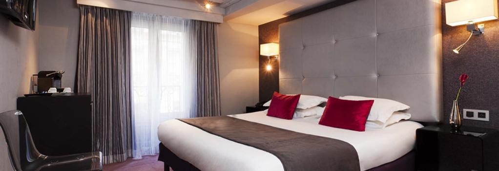 Hotel Opera Marigny - 巴黎 - 臥室