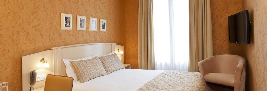Hôtel Elysées-Opéra - 巴黎 - 臥室