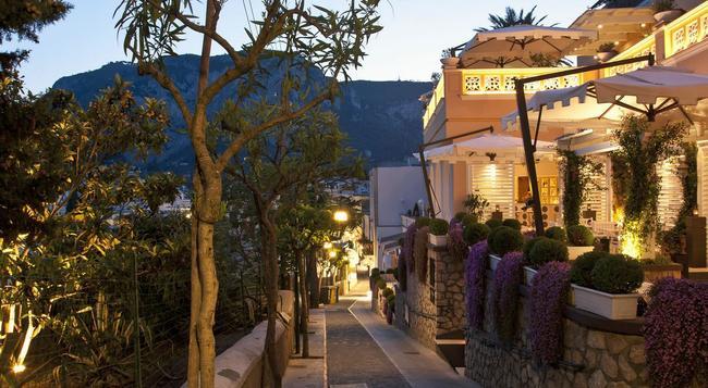 Capri Tiberio Palace - Capri - 建築
