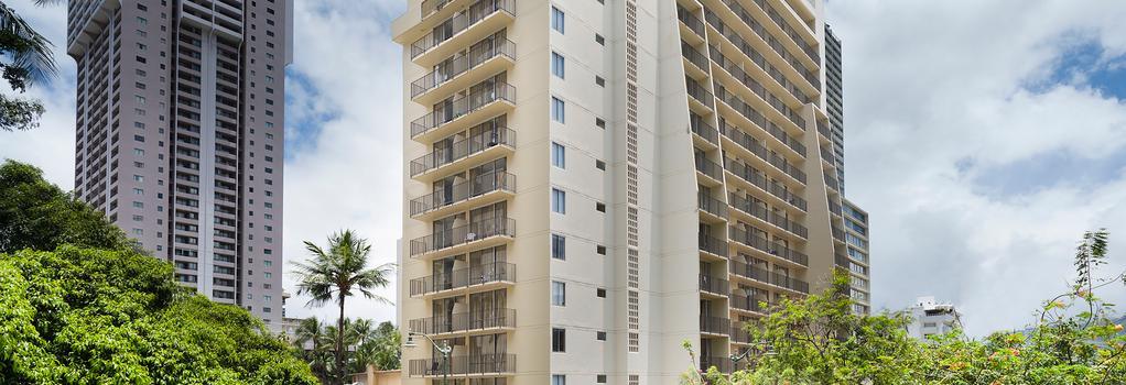 Aqua Ohia Waikiki - 檀香山 - 建築