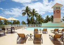 威基基海岸公園酒店 - 檀香山 - 游泳池