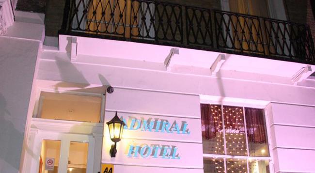 Admiral Hotel - 倫敦 - 建築