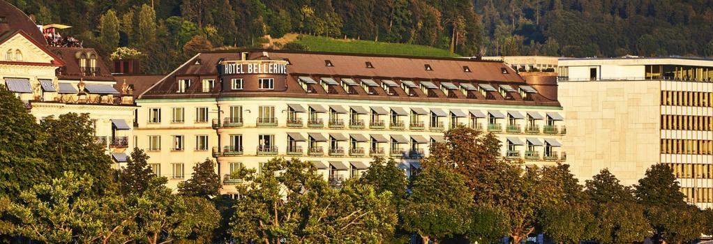 Steigenberger Hotel Bellerive au Lac - 蘇黎世 - 建築