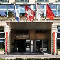 Steigenberger Hotel Bellerive au Lac Hotel Entrance