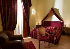 齊亞賈魅力酒店 - 那不勒斯/拿坡里 - 臥室
