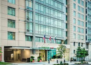 萬怡酒店華盛頓特區/佛吉博特姆店