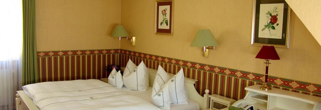 Hotel Coellner Hof - 科隆 - 臥室