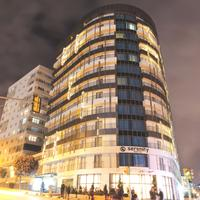 Serenity Suites Istanbul Airport Hotel Front - Evening/Night