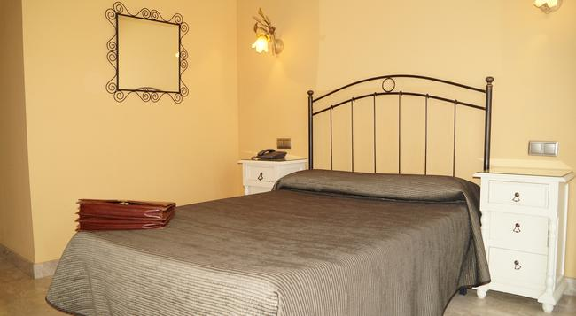 Hotel Caballero Errante - 馬德里 - 臥室