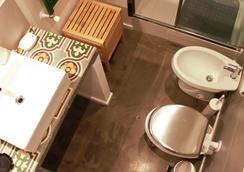 巴勒莫客房酒店 - 巴勒莫 - 浴室