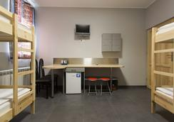 Hostel Siennicka - 華沙 - 臥室