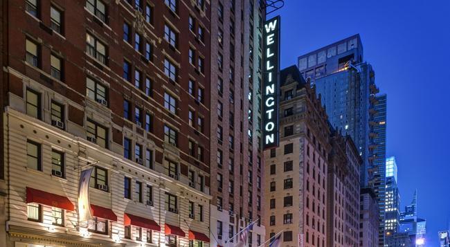 Wellington Hotel - 紐約 - 建築
