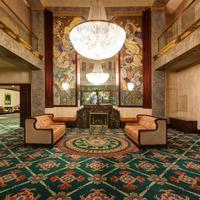 Wellington Hotel Lobby