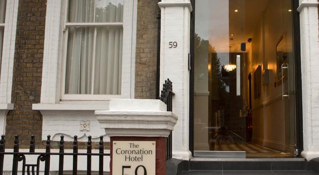 Coronation Hotel - 倫敦 - 建築