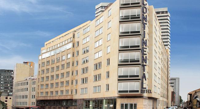 Hotel Continental Bluedoors - Bogotá - 建築