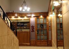 塞爾比酒店 - 聖胡安 - 大廳