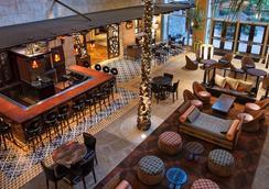 Hotel Contessa - Luxury Suites on the Riverwalk - 聖安東尼奧 - 大廳
