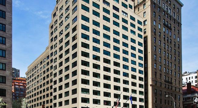 Loews Regency New York Hotel - 紐約 - 建築