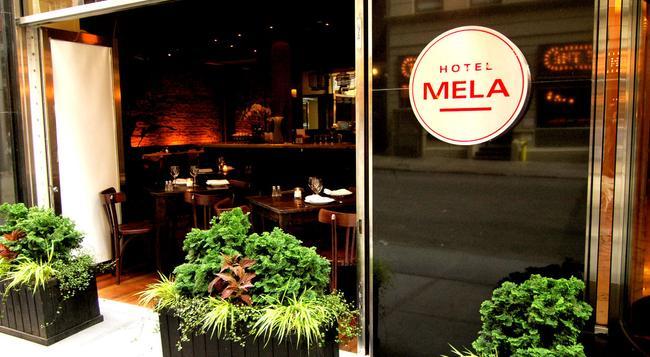 Hotel Mela Times Square - 紐約 - 建築