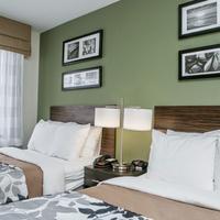 Sleep Inn Guest room