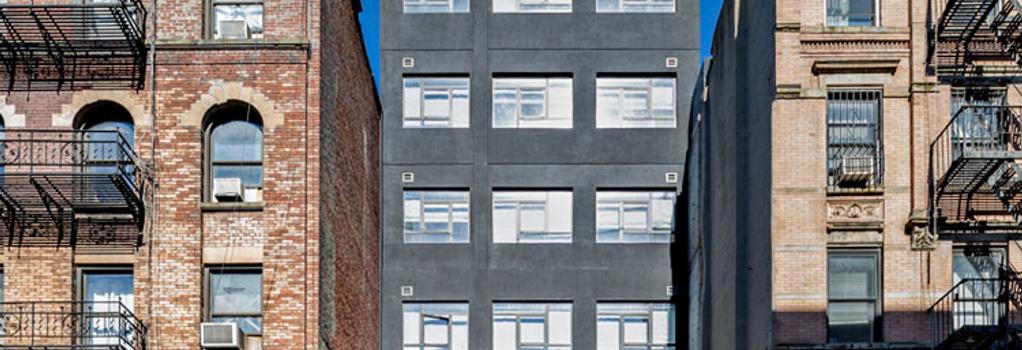 Orchard Street Hotel - 紐約 - 建築