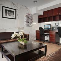 Best Western Bowery Hanbee Hotel Lobby