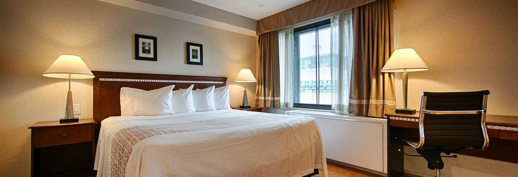 Best Western Bowery Hanbee Hotel - 紐約 - 臥室