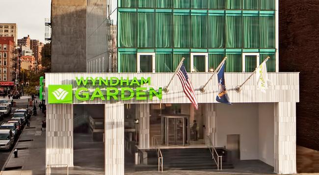 Wyndham Garden Chinatown - 紐約 - 建築