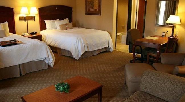 Garden Inn & Suites - 皇後區 - 臥室