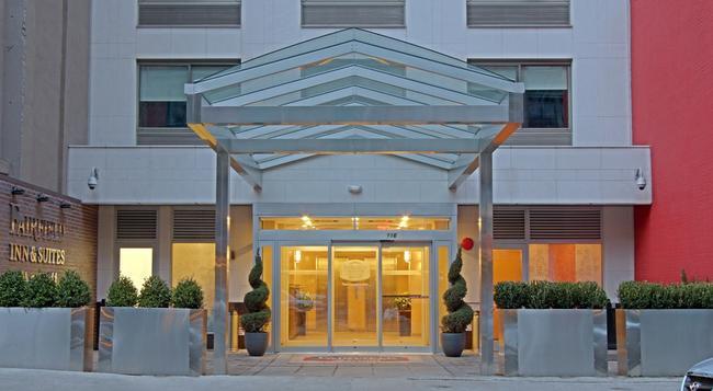 Fairfield Inn and Suites by Marriott New York Manhattan Chelsea - 紐約 - 建築